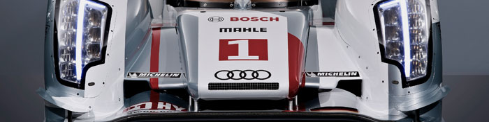Audi launches the R18 e-tron Quattro