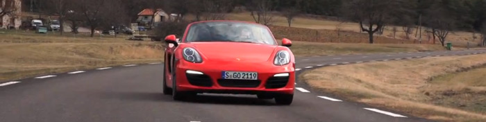 Has Porsche released a manly Boxster?
