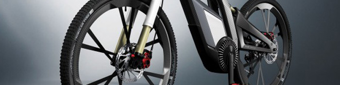 Audi Electric Bike