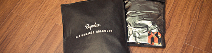 The Rapha experience/review