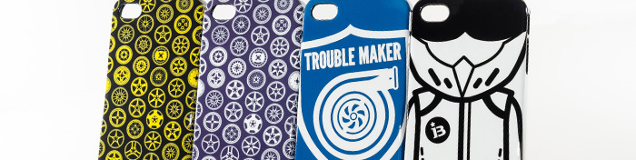 New iPhone 4/4S cases