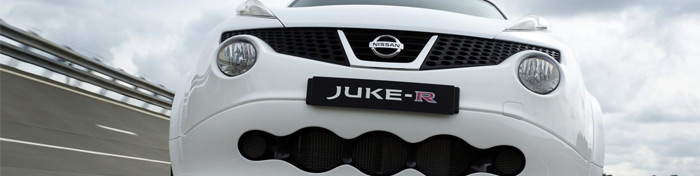 First production Nissan Juke R