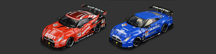 Alternity Super GT GT-R Transformers